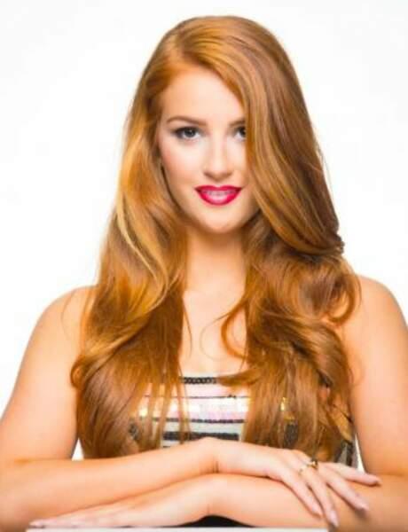 Miss Ecosse, Lucy KERR