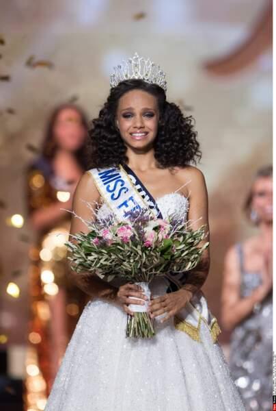 Miss France 2017 : Alicia Aylies (Miss Guyane)