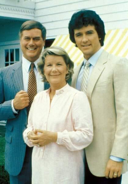 Bobby Ewing (Patrick Duffy) dans Dallas meurt dans un accident de voiture à la fin de la saison 8.