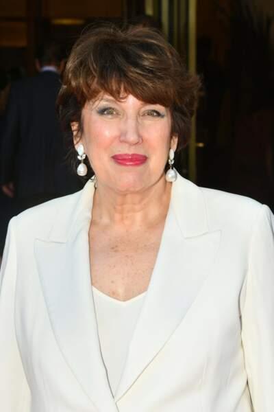 Rosleyne Bachelot, 73 ans, est une voix régulière des débats télé. Cette année, elle officie sur LCI