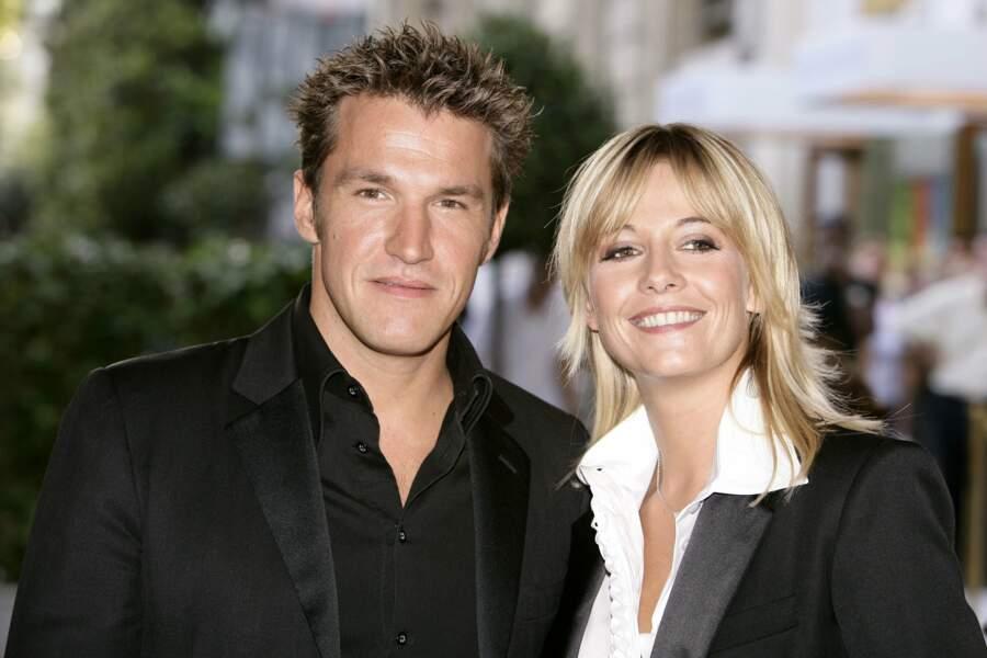 Sa seconde épouse n'est autre que Flavie Flament, qu'il a rencontrée en 2000 sur un plateau de TF1.