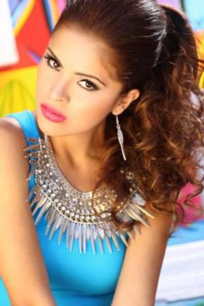 Le Nicaragua est représenté par Stefanía Aleman
