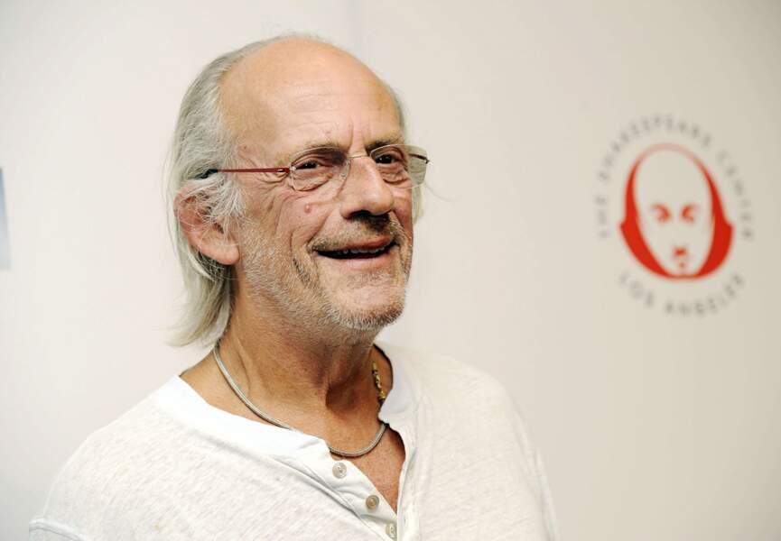 A 76 ans, l'acteur ne semble pas prêt de vouloir prendre sa retraite. Un 4è Retour vers le futur ? Il fonce !