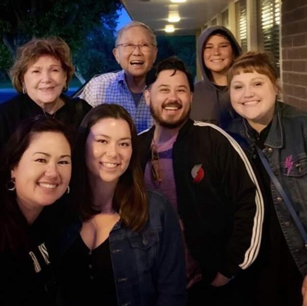 En dehors de Gossip, Beth Ditto a un autre groupe cher à son coeur... Sa famille !