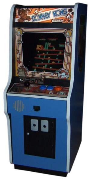 Donkey Kong - Borne d'arcade (1981)