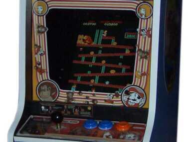 La série de jeux vidéo Donkey Kong