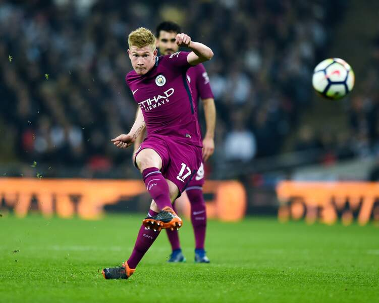9e : Kevin de Bruyne (Manchester City), 19 millions d'euros par an