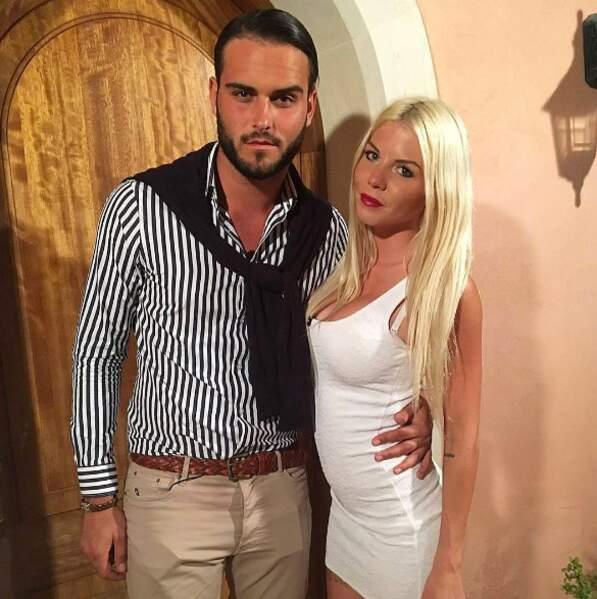 Nikola et Jessica se sont rencontrés à Palma, et depuis ils ne se quittent plus !