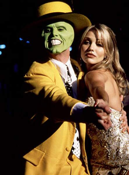 Cameron Diaz débute en 1994 avec The Mask !