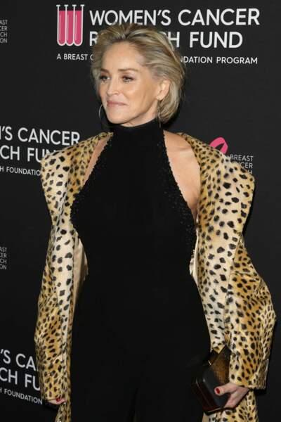 Une actrice engagée, ici pour la recherche contre le cancer (2019)