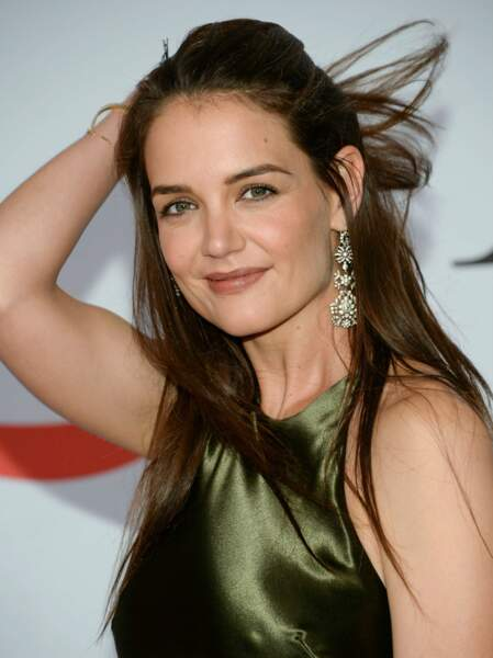 Katie Holmes, l'ancienne Madame Tom Cruise