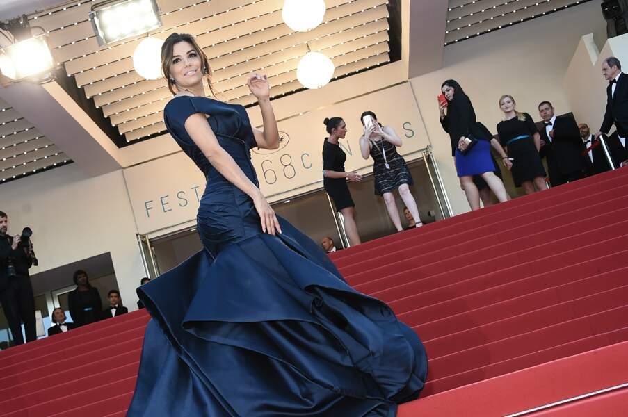 Aujourd'hui Eva Longoria est toujours aussi divine, et sa carrière d'actrice et de productrice est lancée !