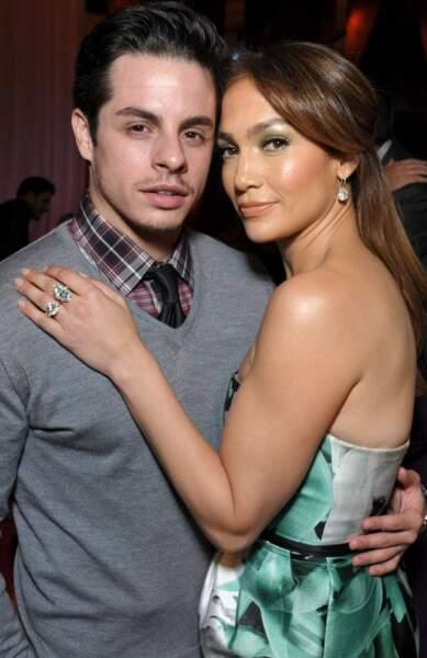 J-Lo s'est consolée un temps dans les bras de Casper Smart, mais serait un coeur à prendre depuis le mois de juin.