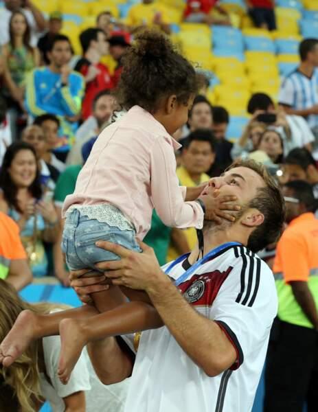 """""""Mon papa, c'est le plus fort !"""""""