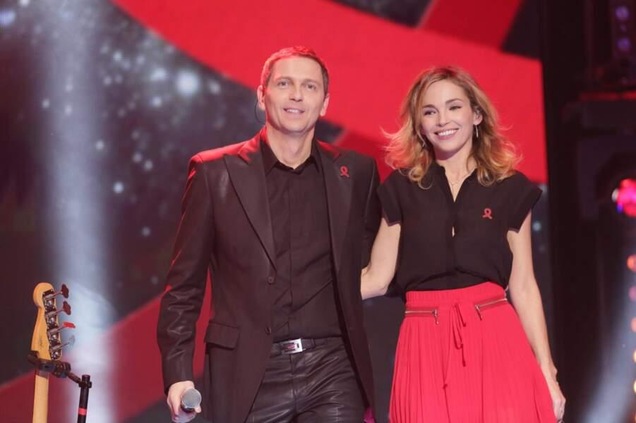 Claire Keim et Thomas Hugues