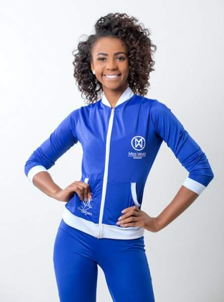Miss Equateur : Nicol Ocles