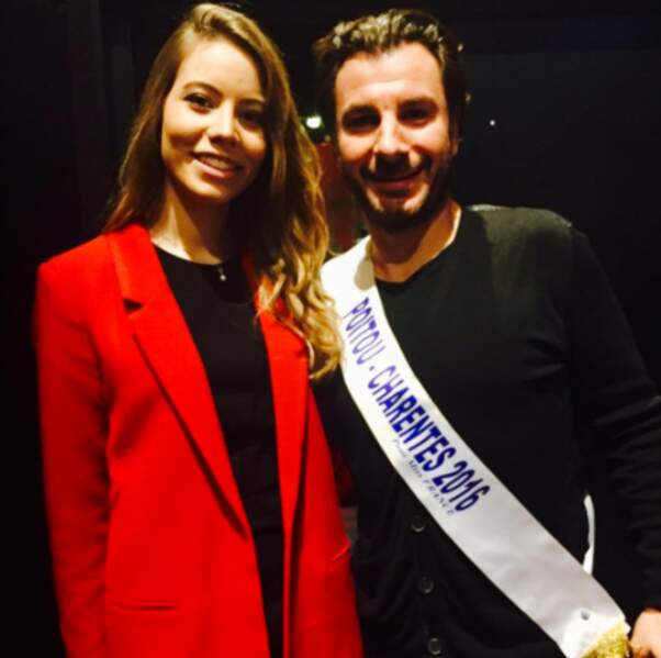 Michaël Youn est devenu Miss Poitou-Charentes 2016.
