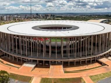 Les 12 stades de la Coupe du monde au Brésil