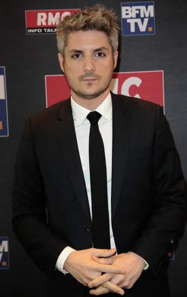Jean-Baptiste Boursier : faute d'audience, Talk Show (RMC Story) a disparu après quelques numéros