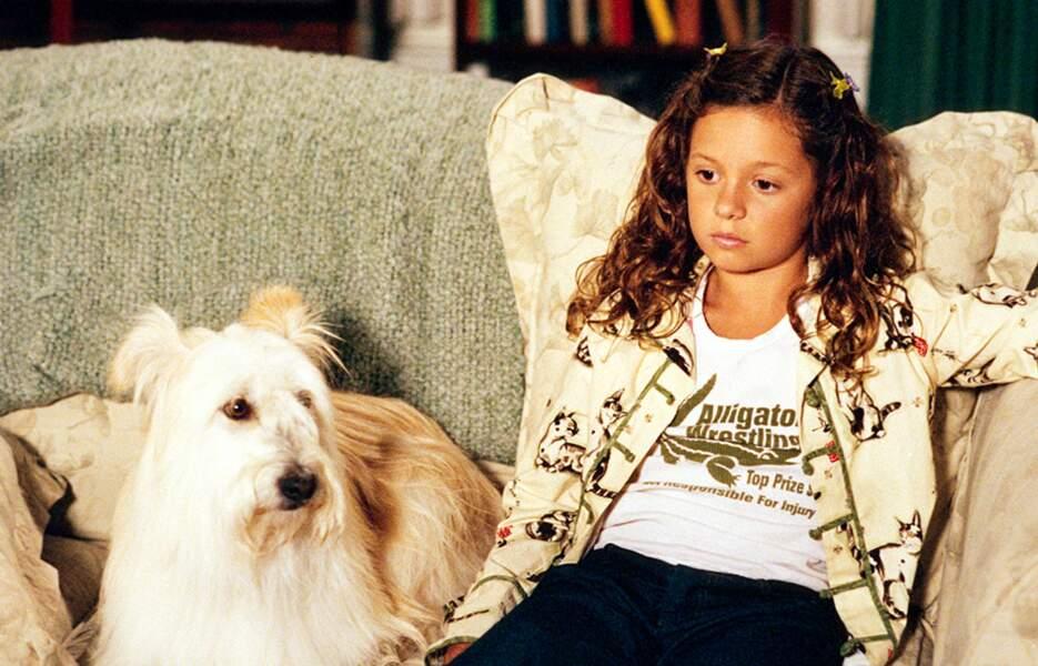 Espiègle et trop choupi, Rosie était la petite chouchoute de la famille et des téléspectateurs !