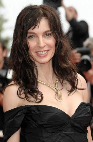 Et après leur séparation, le chanteur épouse Anne Parillaud, encore une actrice !