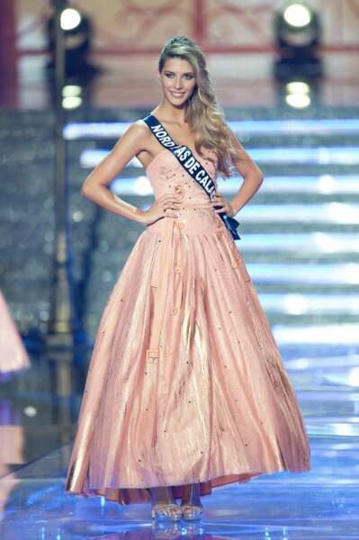 Camille Cerf est la plus belle pour aller danser... et pour remporter Miss France