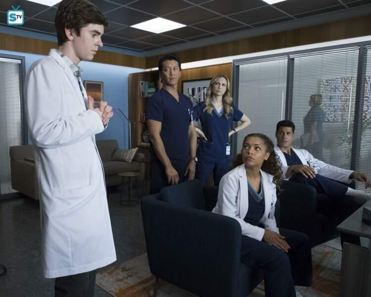 The Good Doctor est une série médicale dont l'action se déroule à l'hôpital St. Bonaventure de San José