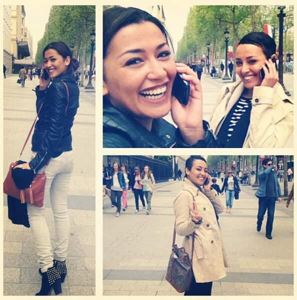 On espère que Karima Charni a un abonnement téléphonique illimité !
