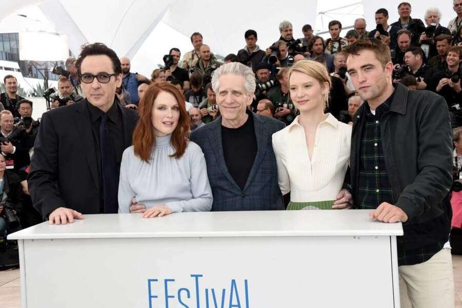 "Le casting de ""Maps To The Stars"", de David Cronenberg"