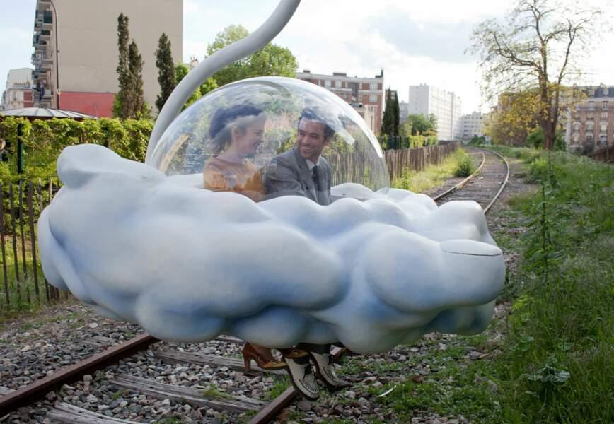 L'écume des jours (2013) : L'acteur joue pour la première fois sous la direction du très onirique Michel Gondry