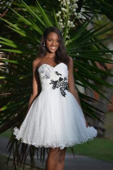 Arlène Tacite représente la Guadeloupe (mais ne participera pas à Miss France 2016)