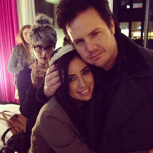 Rosita (Christian Serratos) et Eugene (Josh McDermitt), best friends forever ?