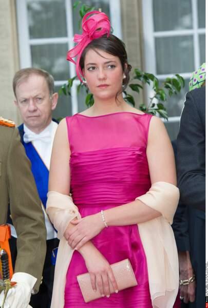 Alexandra de Luxembourg (27 ans), fille du grand-duc Henri et de la grande-duchesse Maria Teresa