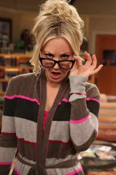 9. Kaley Cuoco, The Big bang theory : 11 millions de dollars par an