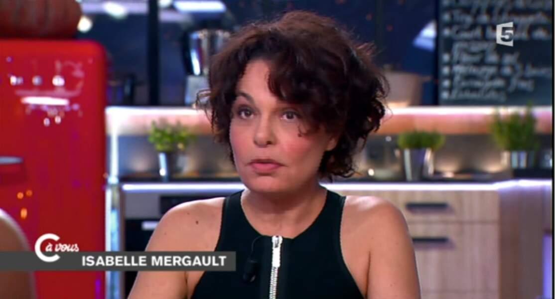 On continue avec la jolie robe zippée d'Isabelle Mergault...