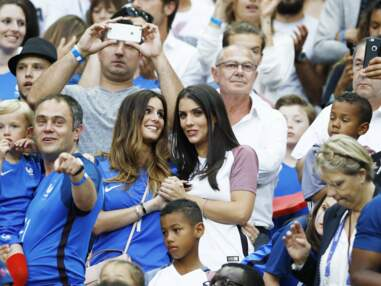 Euro 2016 : stars et proches des joueurs ont répondu présent pour soutenir les Bleus lors de France-Portugal