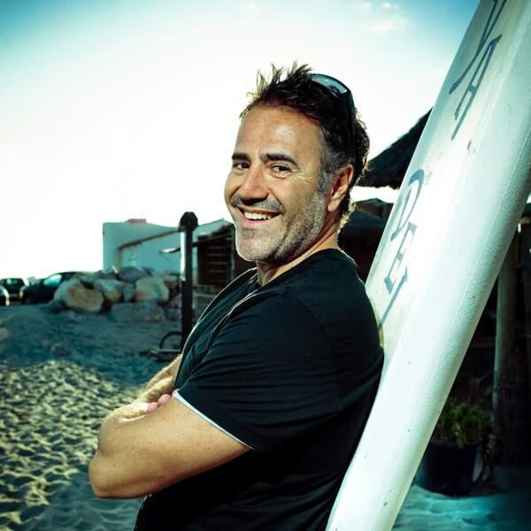 84. José Garcia (@JoseGarciaOff) -  Acteur de cinéma et humoriste (153 367 followers)