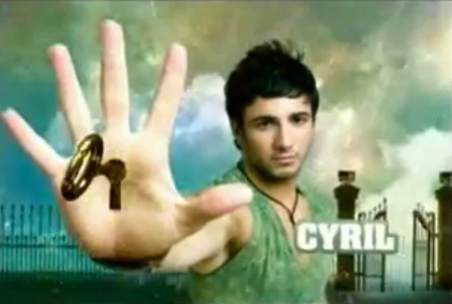 """Cyril (Saison 2). Son secret : """"Mon secret est tatoué sur mon dos"""""""