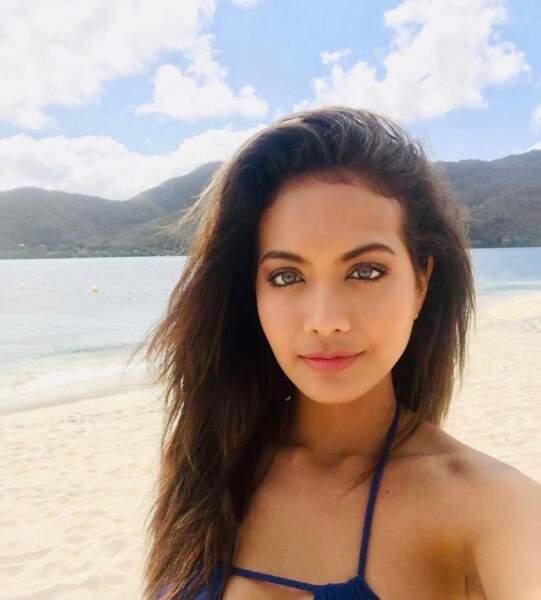 Elle sera bien sûr aux côtés de Vaimalama Chaves, Miss France 2019