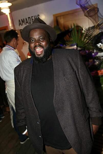 Le comédien et animateur Issa Doumbia