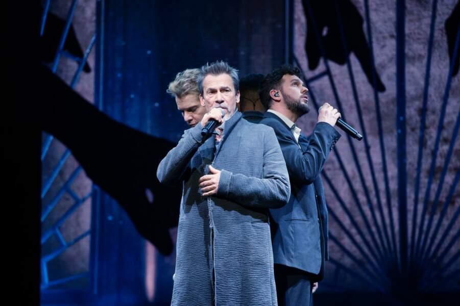 Après 20 ans d'absence, Florent Pagny fait son retour dans la troupe