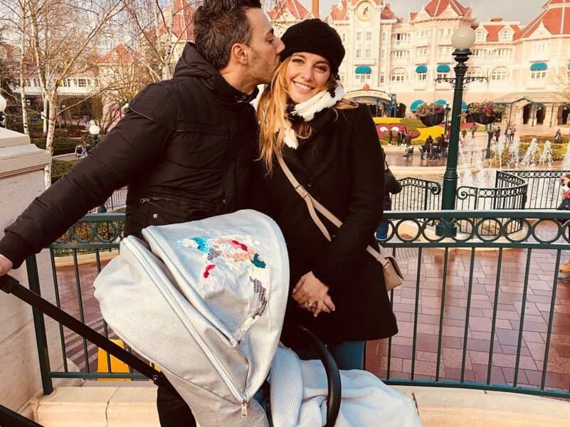 L'actrice Laetitia Milot et son époux Badri ont attendu longtemps l'arrivée de leur bébé