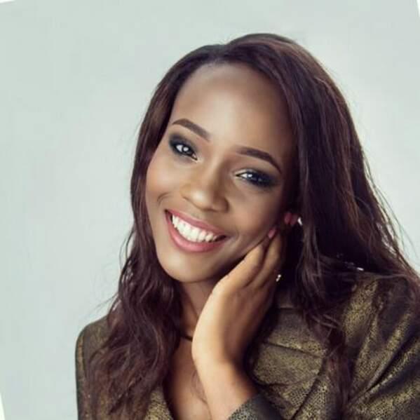Miss Nigéria est Unoaku Anyadike