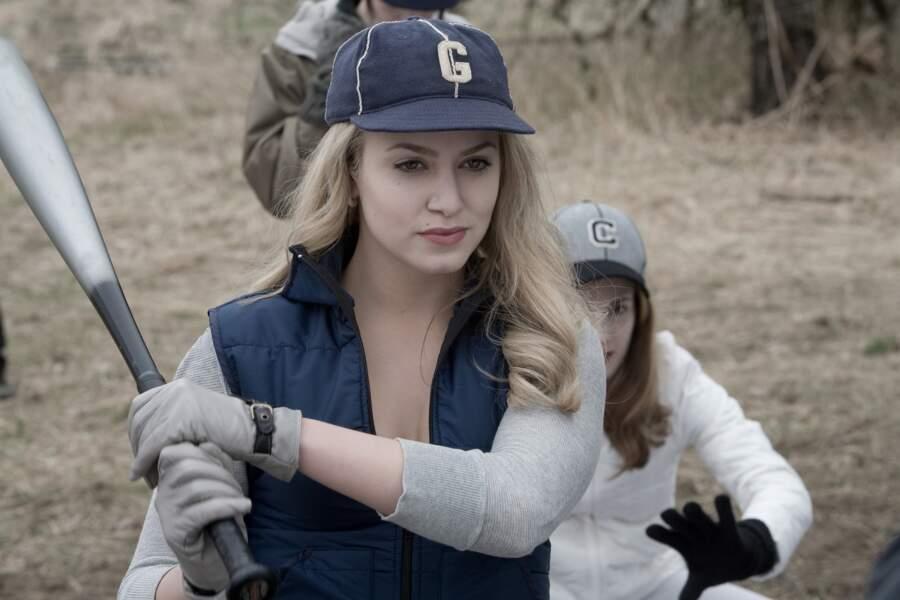 Elle aussi a joué dans Twilight, avec le rôle de Rosalie