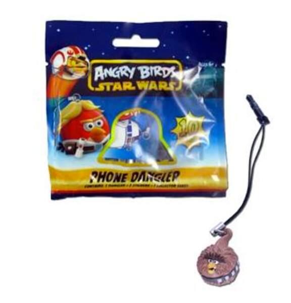 Bijoux pour téléphones portables Angry Birds
