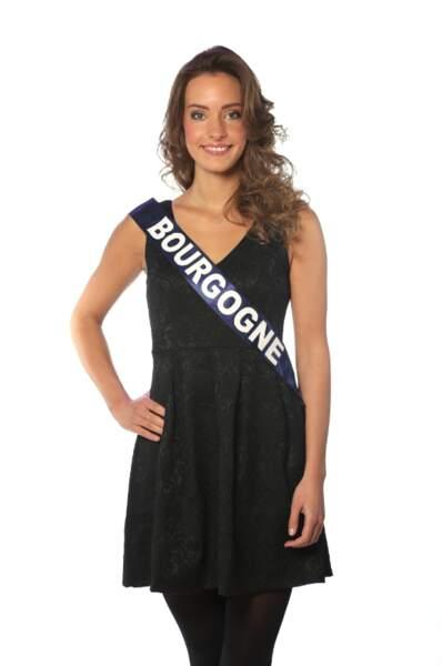Marie Reintz, Miss Bourgogne 2013