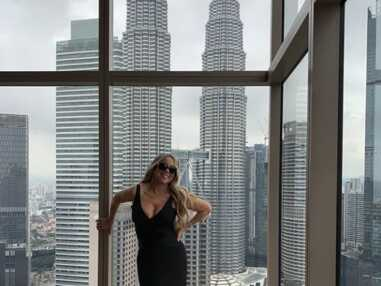 Instagram : Carla Bruni sans maquillage, la pose de Mariah Carrey...