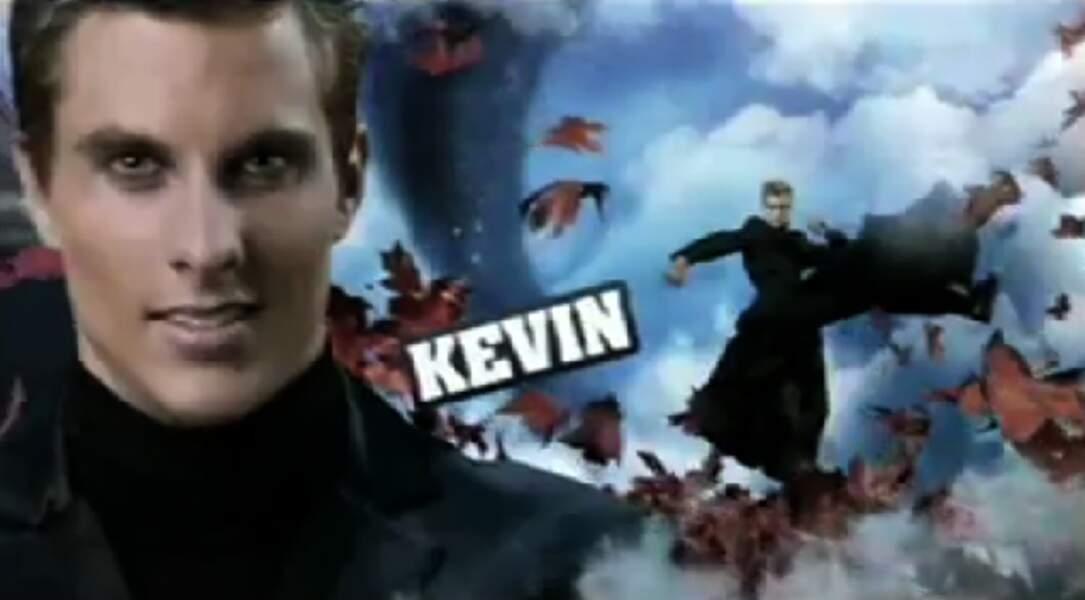 """Kevin (Saison 3). Son secret : """"Nous sommes les intrus de la maison"""""""