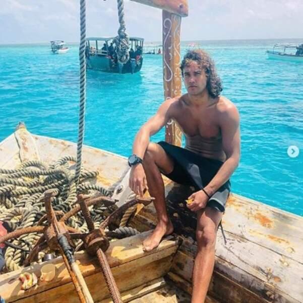 Direction Zanzibar avec Laurent Maistret...