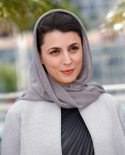 L'actrice iranienne Leila Hatami